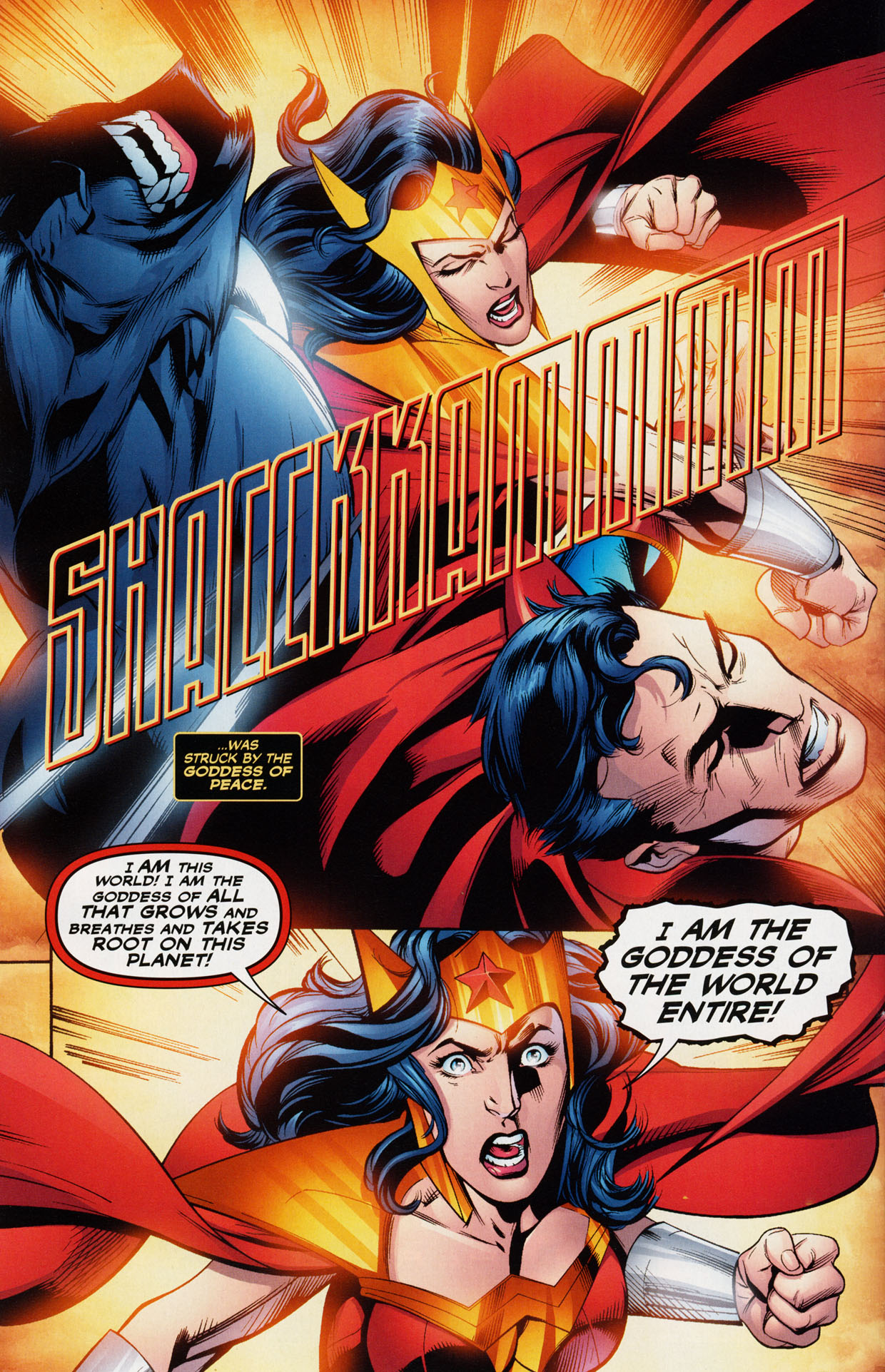 Read online Trinity (2008) comic -  Issue #36 - 13