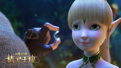 Dragon Nest Movie 2 Throne of Elves (2016) Subtitle Indonesia