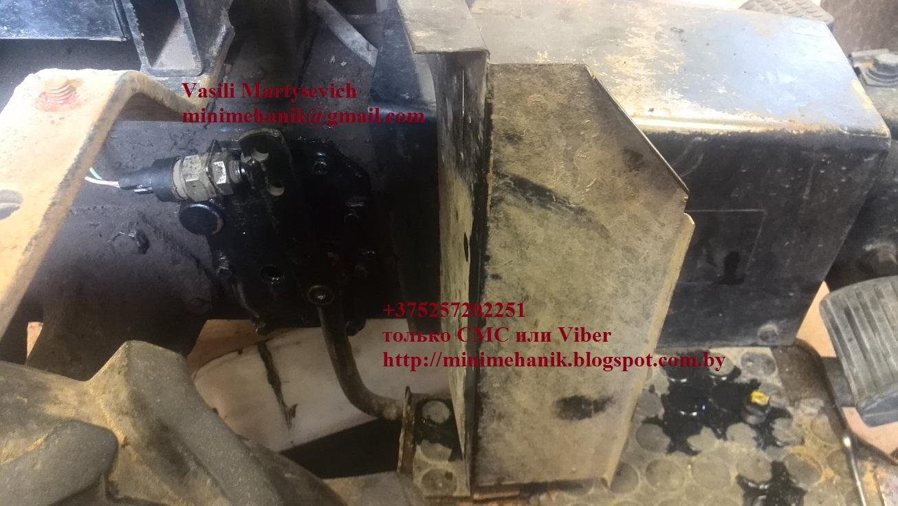 Ремонт КПП и двигателей тракторов МТЗ-320, МТЗ-132.