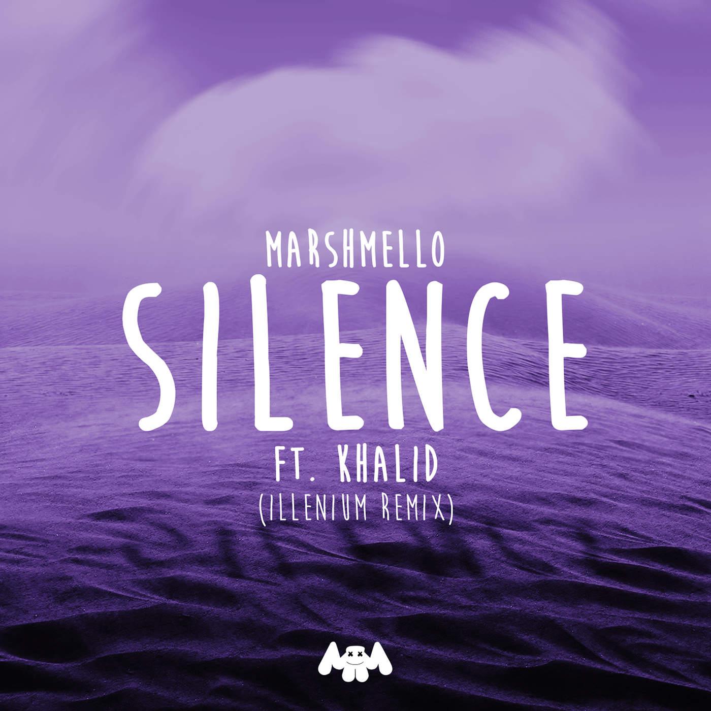 Marshmello, Khalid & Illenium - Silence (Illenium Remix) - Single