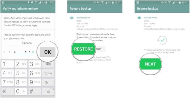 كيف تحتفظ بنسخة احتياطية من رسائل واتساب وتستعيدها باستخدام جوجل درايف