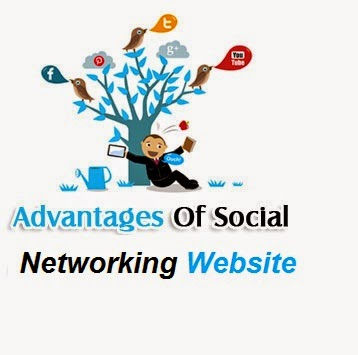 the advantage of social network