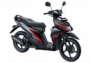 All New Suzuki Nex II Benar-Benar Baru