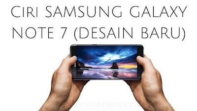 Samsung galaxy note desain baru