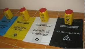 Cung cấp túi rác y tế, bao đựng rác, bao đựng chất thải nguy hại giá rẻ