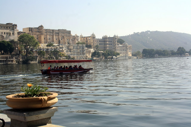 View, lake, udaipur, tourist, boat, rajasthan, tourism, lunch