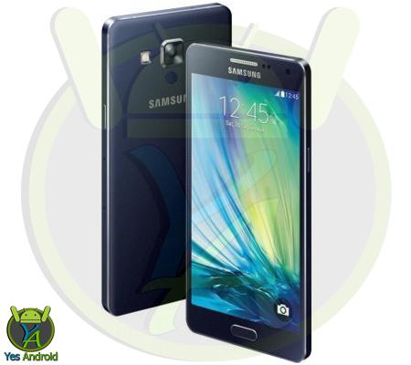 A500WVLU1BPG4 Android 6.0.1 Galaxy A5 SM-A500W