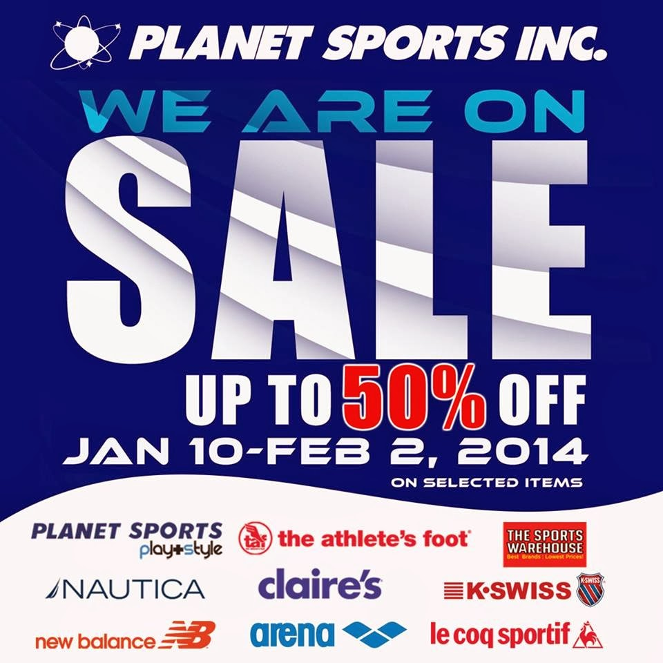 7e5d6504f0436 Manila Shopper  Planet Sports End of Season SALE  Jan-Feb 2014