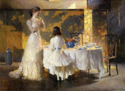 Verisimilitude: Frank Benson On Painting