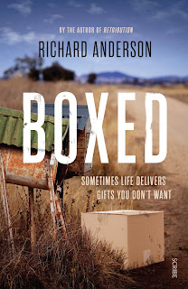 Boxed by Richard Anderson book cover