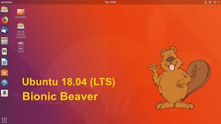 Cara Konfigurasi IP Address di Ubuntu 18.04