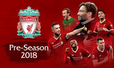 Pramusim Liverpool 2018/2019