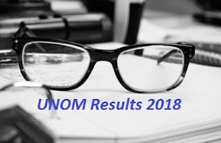 unom.ac.in Results 2019 - Madras University Nov/ Dec Result 2018 BA, BSc, BCom, MA, MCom