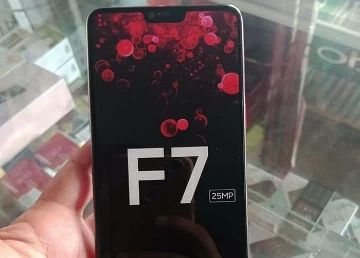 Cara Restart OPPO F7 - IG
