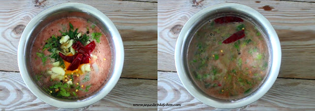 Garlic rasam recipe with video