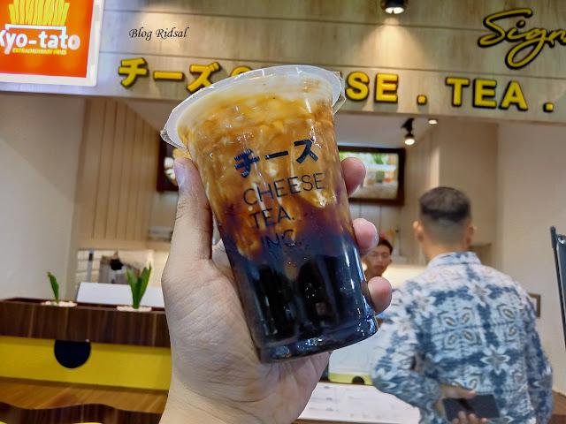 Signature Cheese Tea Inc: Edisi Tanpa Kentang - Part 2 (Brown Sugar)