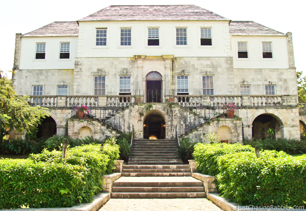 A Day In Montego Bay Jamaica At The Rose Hall Great House