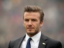 David Beckham Welcomes Luis Figo's FIFA Presidential Bid to unseat Sepp Blatter
