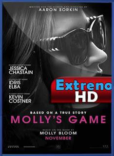 Molly's Game (2017) | DVDRip Latino HD GDrive 1 Link