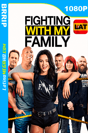 Luchando con mi Familia (2019) Theatrical Cut Latino HD 1080P ()