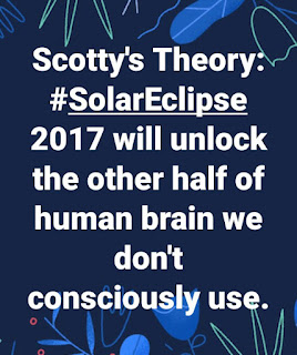 Eclipse 2017 Unlock Human Brain Theory Scotty