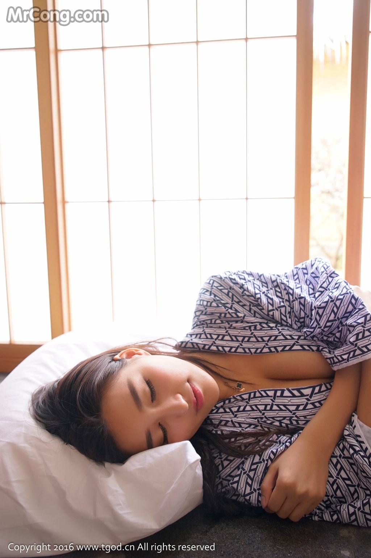 TGOD 2016-01-20: Model Wang Pei Ni (汪佩妮Penny) (54P)