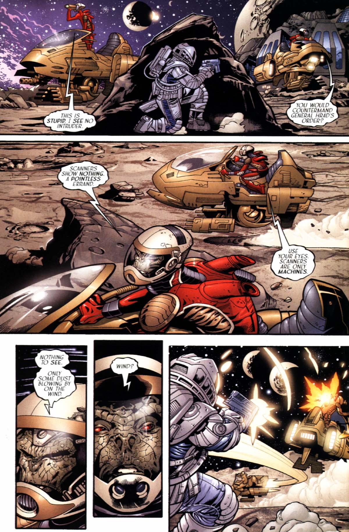 Read online Sigil (2000) comic -  Issue #21 - 12