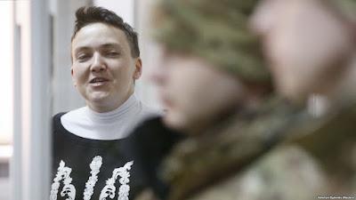 Савченко зробила гучну заяву із СІЗО