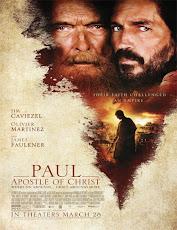 pelicula Pablo, apóstol de Cristo