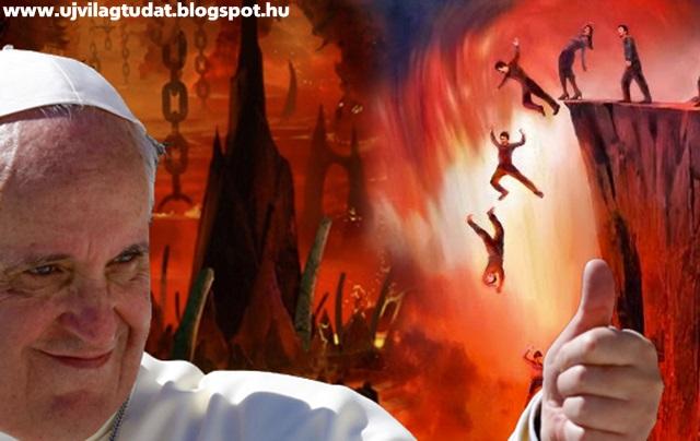 Ferenc Pápa a hamis próféta