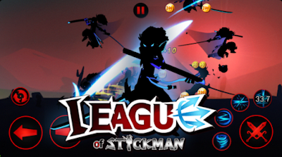 League Of Stickman 2018 Mod Apk Terbaru