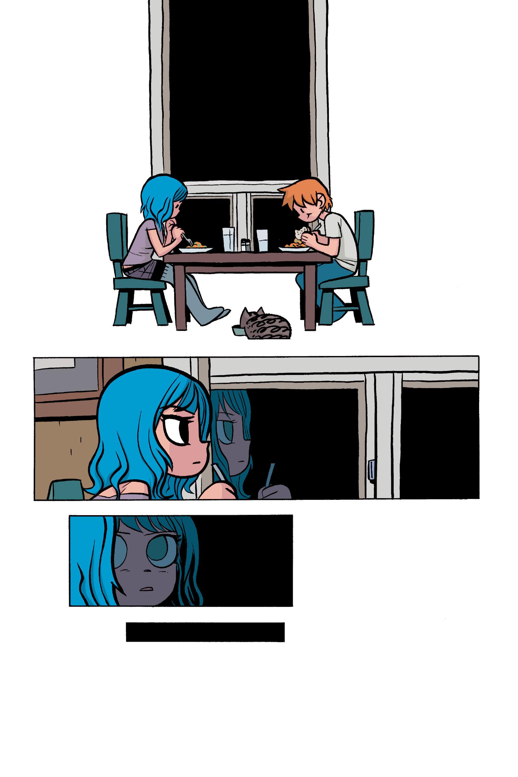 Read online Scott Pilgrim comic -  Issue #5 - 32