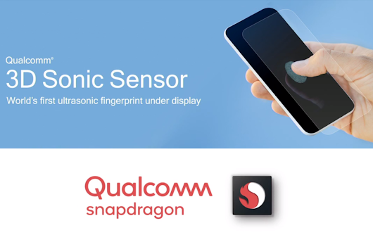 Qualcomm Officially Introduced 3D Sonic Sensor, to be implemented on 2019 Flagships