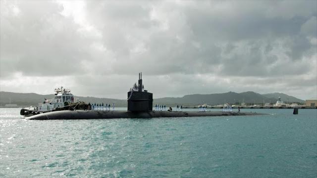 China planta sistemas de escucha cerca de bases de EEUU en Guam