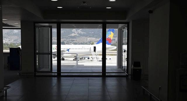 Το αεροδρόμιο Ιωαννίνων καθίσταται ένα πραγματικά ευρωπαϊκό αεροδρόμιο