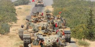 Terlibat Pertempuran dengan Militan ISIS, Tiga Tentara Turki dikabarkan Tewas - Commando