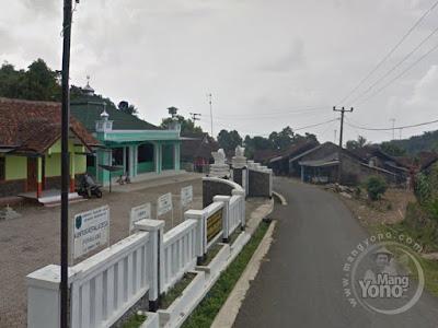 FOTO 3 : Desa Ponggang, Kecamatan Serang Panjang