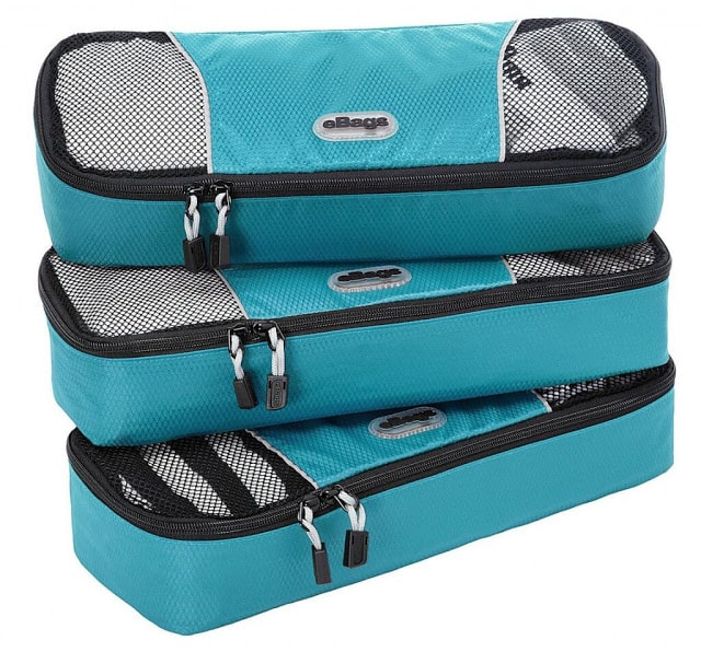 Ebags Packing Cubes Review