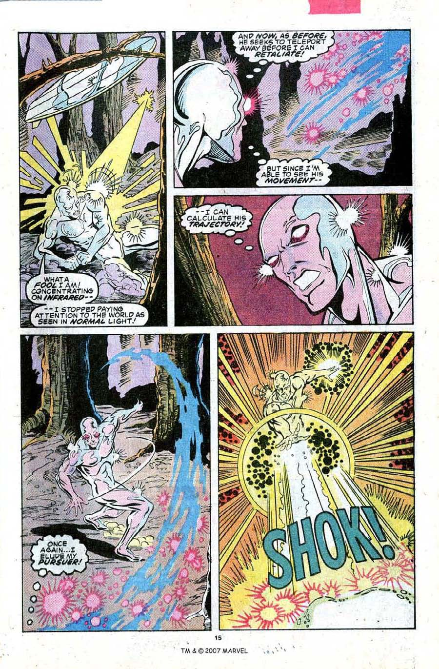 Read online Silver Surfer (1987) comic -  Issue #23 - 17