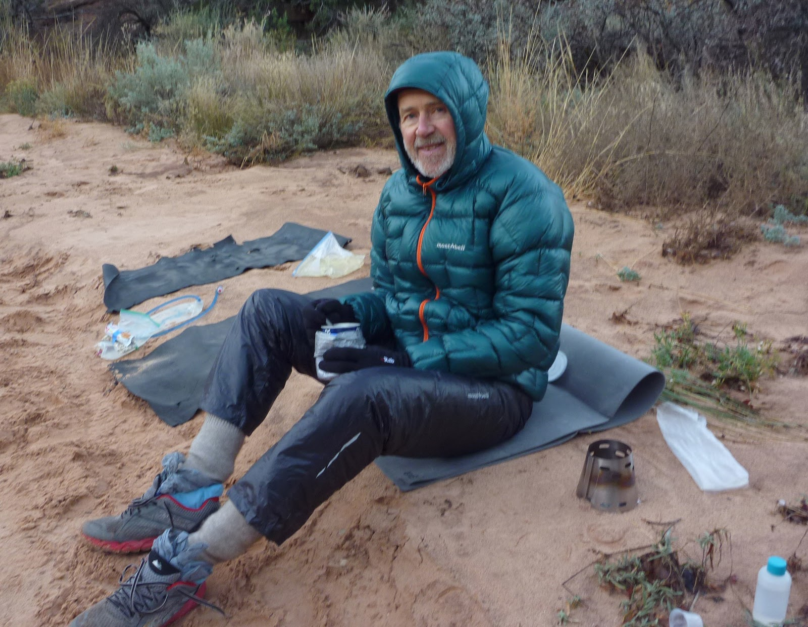 d7c6256e9ed I tested the Plasma 1000 Alpine Down Parka on three backpacking trips in  the Southwestern Colorado mountains and Southern Utah canyonlands.