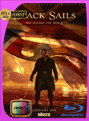 Black Sails Temporada 1-2-3-4 HD [1080p] Latino Dual [GoogleDrive] ​TeslavoHD