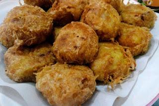 Resep Masakan Perkedel Kentang Dengan Daging Cincang