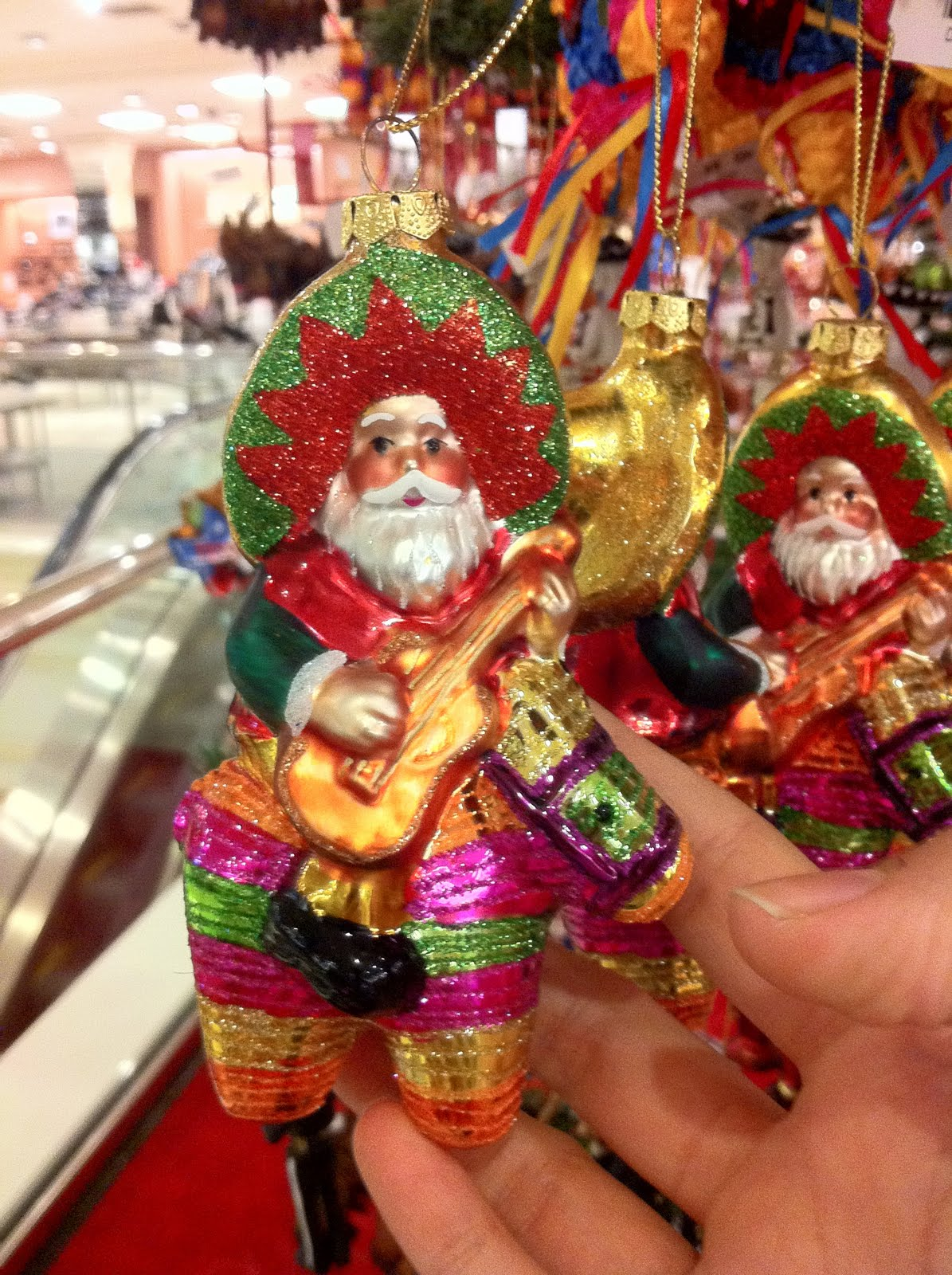 Jeannie's Obsessions: Mexican Ornaments