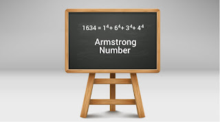 Armstrong numbers