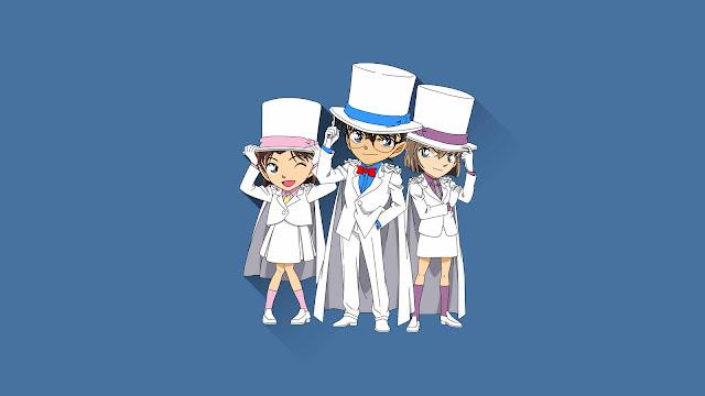 Kumpulan Kosakata di Anime Detective Conan