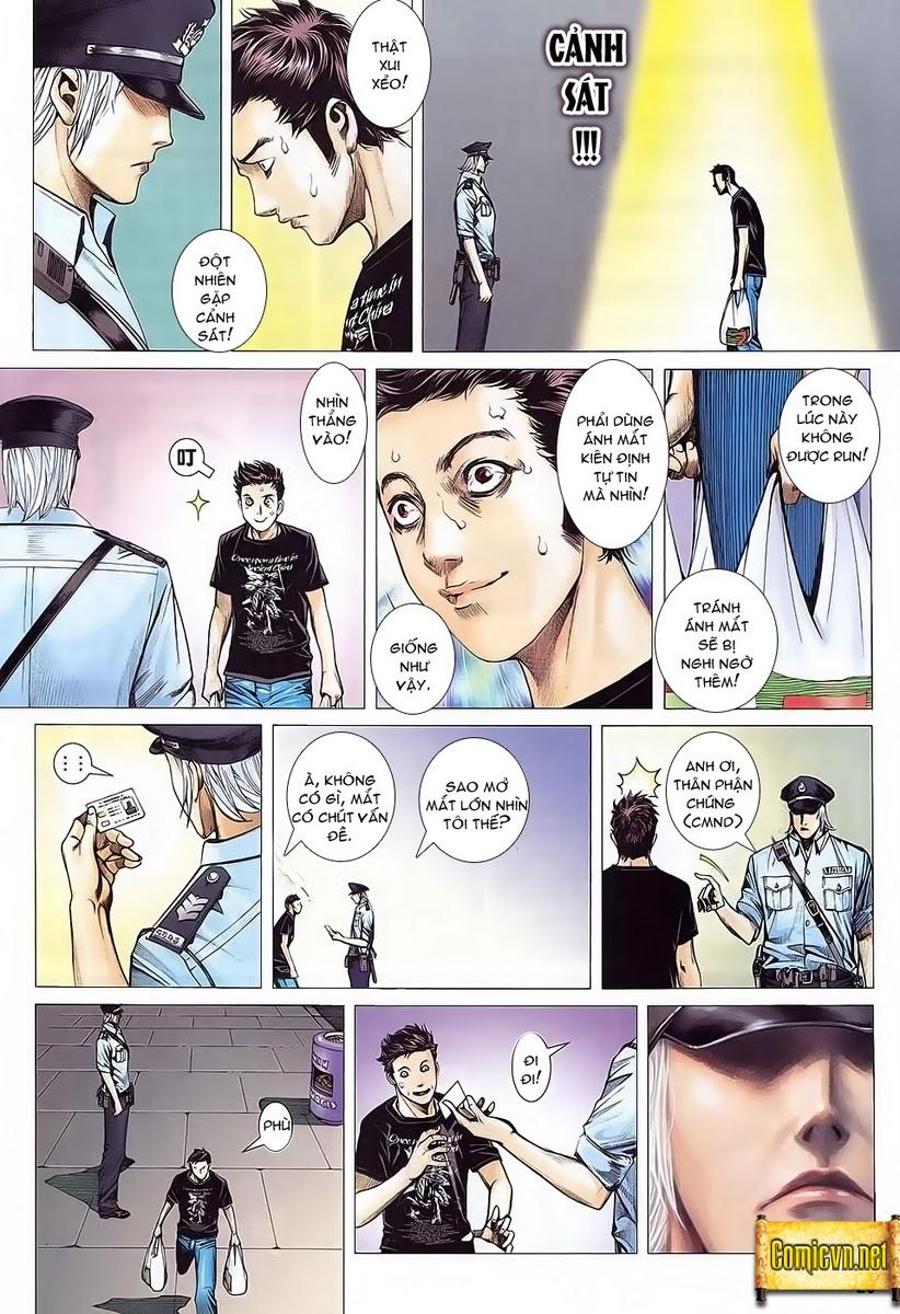 Dã Lang Và Marry chap 1 - Trang 20