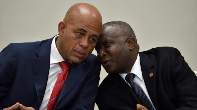 Expresidente haitiano citado a declarar ante Senado por casos de corrupción
