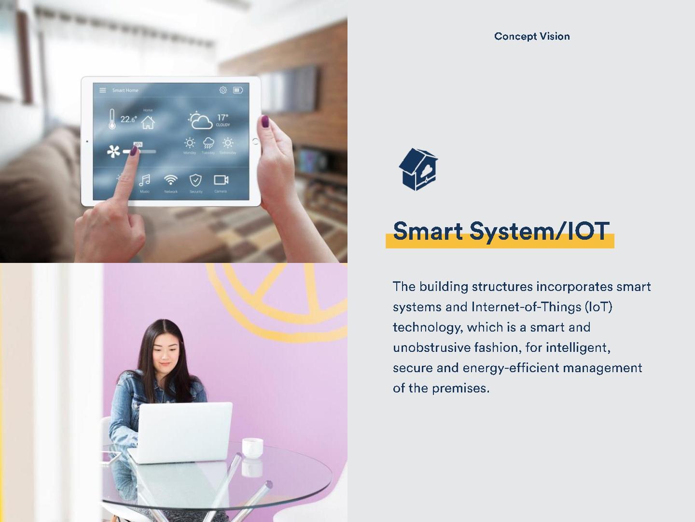 Upper West BSD City - Smart System/IOT