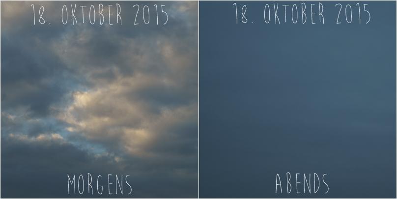 Blog + Fotografie by it's me! - Himmel am 18.10.2015