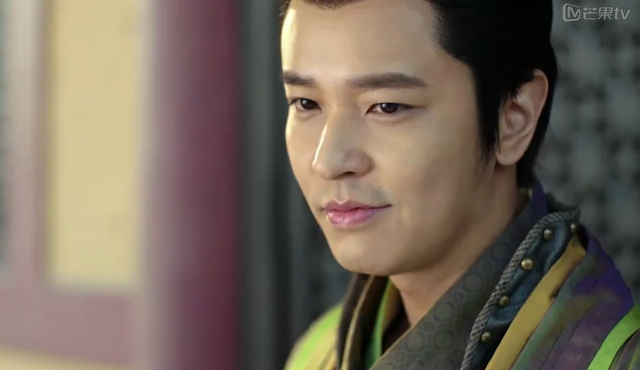Kim Jeong Hoon in God of War Zhao Yun